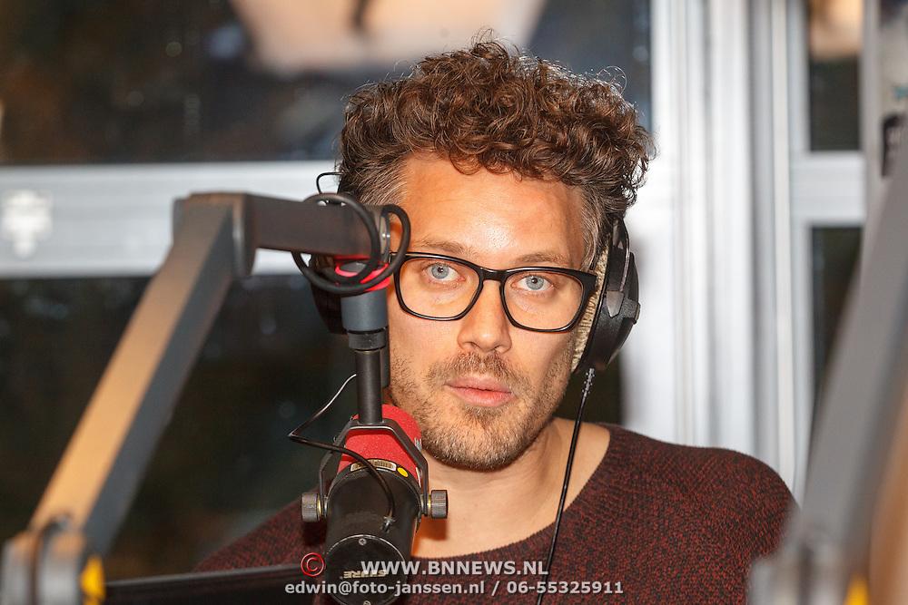 NLD/Hilversum/20151110 - DJ bekendmaking: 3FM Serious Request 2015, Paul Rabbering