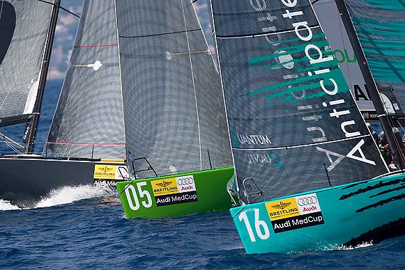 08_013013  © Sander van der Borch. Porto Portals, Mallorca,  July 24th 2008. AUDI MEDCUP in Porto Portals  (21/26 July 2008). Coastal race.