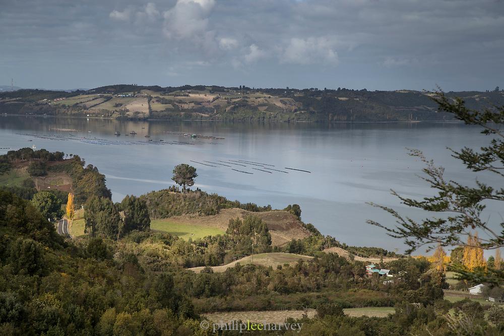 Quinchao Island in Chile