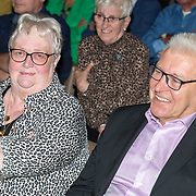 NLD/Ermelo/20190920 - Boeklancering De Beer van de Meer, Piet Schrijvers en partner Cathy Lantema