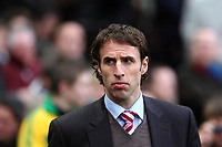 Photo: Andrew Unwin.<br />Hull City v Middlesbrough. The FA Cup. 06/01/2007.<br />Middlesbrough's Gareth Southgate.