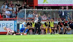 - Mandatory by-line: Neil Brookman/JMP - 25/07/2015 - SPORT - FOOTBALL - Cheltenham Town,England - Whaddon Road - Cheltenham Town v Bristol Rovers - Pre-Season Friendly