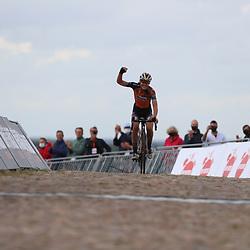 22-08-2020: Wielrennen: NK vrouwen: Drijber<br /> Anna van der Breggen (Netherlands / Boels - Dolmans Cycling Team)22-08-2020: Wielrennen: NK vrouwen: Drijber