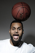 GOLD COAST, AUSTRALIA - JULY 12: Patrick Mills of the Boomers poses during an Australian Basketball portrait session on July 12, 2012 on the Gold Coast, Australia.  (Photo by Matt Roberts/Getty Images)