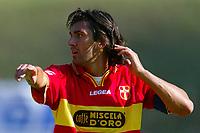Roccaporena (PG) 31/7/2004 <br /> <br /> <br /> <br /> Ritiro precampionato FC Messina. Amichevole - Friendly Match. <br /> <br /> <br /> <br /> Messina - Selezione AIC 3-0 <br /> <br /> <br /> <br /> Nella foto: <br /> <br /> Jose' Aleixo Ferreira MAMEDE (Messina)<br /> <br /> Photo Andrea Staccioli