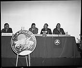 1970 - Apollo 13 Astronauts Visit Ireland .  D555.