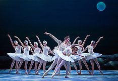 Swan Lake ENB My First Ballet 28th March 2018