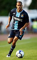 Fotball<br /> England<br /> Treningsleir Østerrike<br /> 22.07.2009<br /> Foto: Gepa/Digitalsport<br /> NORWAY ONLY<br /> <br /> West Ham United vs Bursaspor Kueluebue, Vorbereitungsspiel. Bild zeigt Matthew Upson (West Ham)