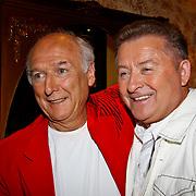 NLD/Purmerend/20100608 - Tros Muziekfeest op het Plein in Purmerend, Peter Koelewijn en Jan Keizer