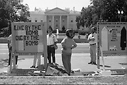 1600 Pennsylvania Avenue, NW Washington DC, 1986