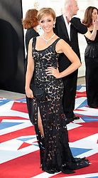 Lucy Jo Hudson  arriving at the British Academy Television Awards in London, Sunday , 27th May 2012.  Photo by: Stephen Lock / i-Images