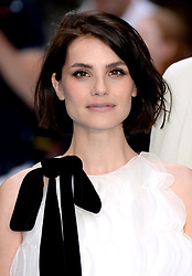 Charlotte Riley attending the Swimming with Men premiere held at Curzon Mayfair, London. Photo credit should read: Doug Peters/EMPICS
