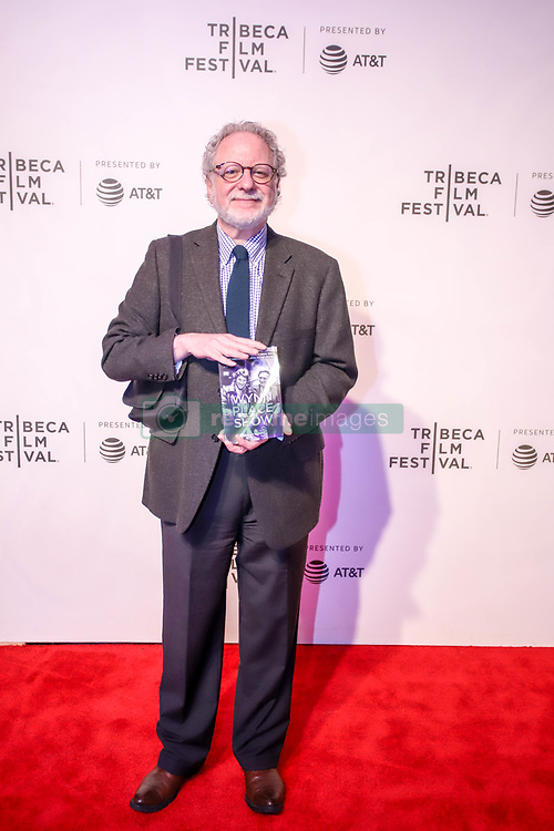 May 3, 2019 - New York, New York, United States - Theater journalist and critic Jeremy Gerard  attends a screening of 'It Takes a Lunatic' during the 2019 Tribeca Film Festival at BMCC Tribeca PAC on May 03, 2019 in New York City. (Credit Image: © William Volcov/ZUMA Wire)