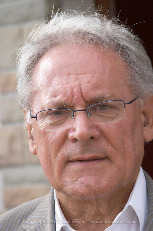 Jean-Francois Delorme owner domaine jf delorme rully burgundy france
