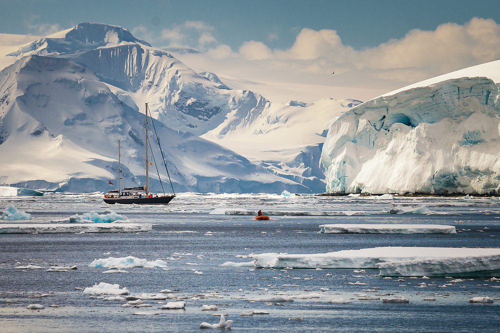 Orne Harbor, Antarctica