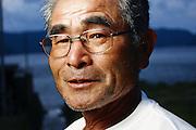 portrait - Japanese fisherman