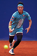 21/04 Nishikori, Barcelona Open