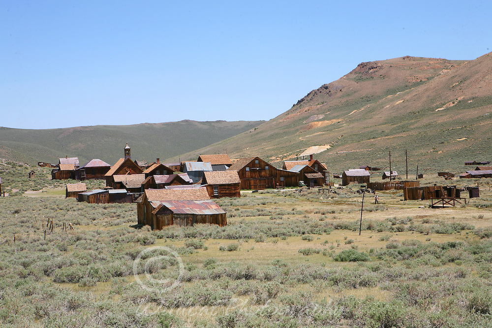 Old Bodie Ghost Town