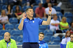 Slobodan Kovac during the European Championship game Spain - Slovenia on August 24, 2017 in Krakow, Poland. (Photo by Krzysztof Porebski / Press Focus)