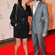 NLD/Utrecht/20100922 - Opening NFF 2010 en premiere Tirza, Anna Drijver en partner ..........