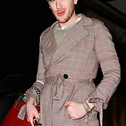 Lewis-Duncan Weedon attend TMA Talent Management Group host launch party for their new dating app, The List at 100 Wardour Street  on 3rd April 2019, London, UK.