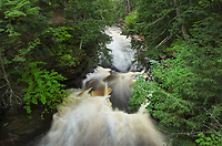 Presque Isle River Mountains Wilderness State Park Michigan