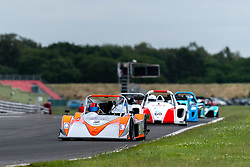 Richard Morris pictured competing in the 750 Motor Club's joint races for their Bikesports and Sports 1000 championships. Image captured at Snetterton on July 18, 2020 by 750 Motor Club's photographer Jonathan Elsey