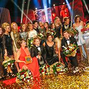 NLD/Amsterdam/20121218 - NOC/NSF Sportgala 2012, Sportvrouw van het jaar Ranomi Kromowidjojo, Sportploeg van het jaar, Nederlands damesteam hockey, sporter van het jaar Epke Zonderland, winnares Fanny Blankers Keon prijs, Anky van Grunsven
