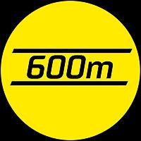 600m Heats - Men