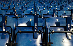 A general view of The King Power Stadium home to Leicester City- Mandatory by-line: Robbie Stephenson/JMP - 19/04/2018 - FOOTBALL - King Power Stadium - Leicester, England - Leicester City v Southampton - Premier League