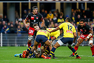 RUGBY - FRENCH CHAMP - TOP 14 - ASM CLERMONT v LYON OU 181117