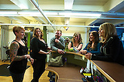 Employee and Business shoot for Salon Swish