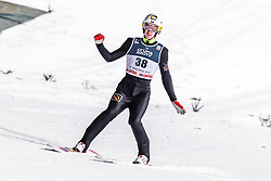 20.01.2019, Wielka Krokiew, Zakopane, POL, FIS Weltcup Skisprung, Zakopane, im Bild Evgeniy Klimov (RUS) // Evgeniy Klimov of Russian Federation during the FIS Ski Jumping world cup at the Wielka Krokiew in Zakopane, Poland on 2019/01/20. EXPA Pictures © 2019, PhotoCredit: EXPA/ JFK