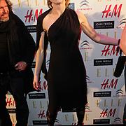 NLD/Amsterdam/20120112 - Elle Style Awards 2012, Afke Reijenga