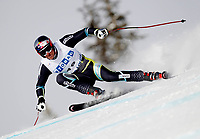 ALPINE SKIING - WORLD CUP 2010/2011 - LAKE LOUISE (CAN) - 27/11/2010 - PHOTO : MARCO TROVATI / PENTAPHOTO / DPPI - MEN DOWNHILL - Aksel Lund Svindal (NOR) / 2ND