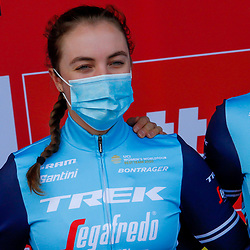 25-03-2021: Wielrennen: Classic Brugge - De Panne Women: De Panne <br /> Shirin van Anrooij