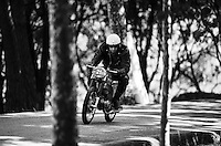 29-09-2013 Santander<br /> IV Gran Carrera Motos Clasicas en el Palacio de la Magdalena<br /> Jose Ramon Mier Fernandez, con la moto Montesa  250<br /> Fotos: Juan Manuel Serrano Arce