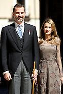 042313 prince felipe and princess letizia cervantes award