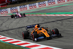May 11, 2019 - Montmelò.Montmel&#Xf2, Catalunya, Spain - xa9; Photo4 / LaPresse.11/05/2019 Montmelo, Spain.Sport .Grand Prix Formula One Spain 2019.In the pic: Carlos Sainz Jr (ESP) Mclaren F1 Team MCL34 and Lance Stroll (CDN) Racing Point F1 Team RP19 (Credit Image: © Photo4/Lapresse via ZUMA Press)