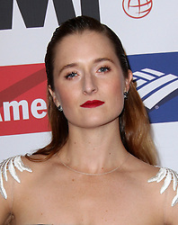 Grace Gummer bei den Courage in Journalism Awards in Beverly Hills / 201016<br /> <br /> *** 27th Annual International Women's Media Foundation Courage in Journalism Awards held at the Beverly Wilshire Hotel in Beverly Hills, USA, October 20, 2016 ***