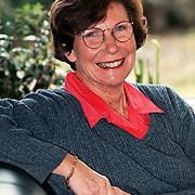 Paula de Jong VVD raadslid Huizen