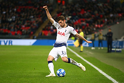 November 6, 2018 - London, England, United Kingdom - London, England - November 06, 2018.Tottenham Hotspur's Ben Davies.during Champion League Group B between Tottenham Hotspur and PSV Eindhoven at Wembley stadium , London, England on 06 Nov 2018. (Credit Image: © Action Foto Sport/NurPhoto via ZUMA Press)