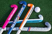 VELP - ILLUSTRATIE -  Indian Maharadja . Hockey clinic van GoGrip op de velden van de Arnhemse Hockey Club. COPYRIGHT KOEN SUYK