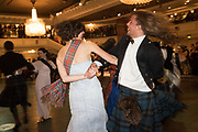 DIGBY WALKER, IONA HORTON, The 170th Royal Caledonian Ball 2018. In aid of various Scottish charities. Grosvenor House Hotel. 4 May 2018