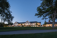 Woodmont Country Club exterior photo in Rockville Maryland by Jeffrey Sauers of Commercial Photographics, Architectural Photo Artistry in Washington DC, Virginia to Florida and PA to New England