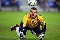 Fotball<br /> VM-kvalifisering<br /> Sveits v Irland<br /> Basel<br /> 8. september 2004<br /> Foto: Digitalsport<br /> NORWAY ONLY<br /> SHAY GIVEN (IRE)