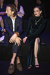 Eva Green attends the fashion show during Bvgalri Gala Dinner held at the Stadio dei Marmi in Rome, Italy on June 28, 2018. Photo by Marco Piovanotto/ABACAPRESS.COM