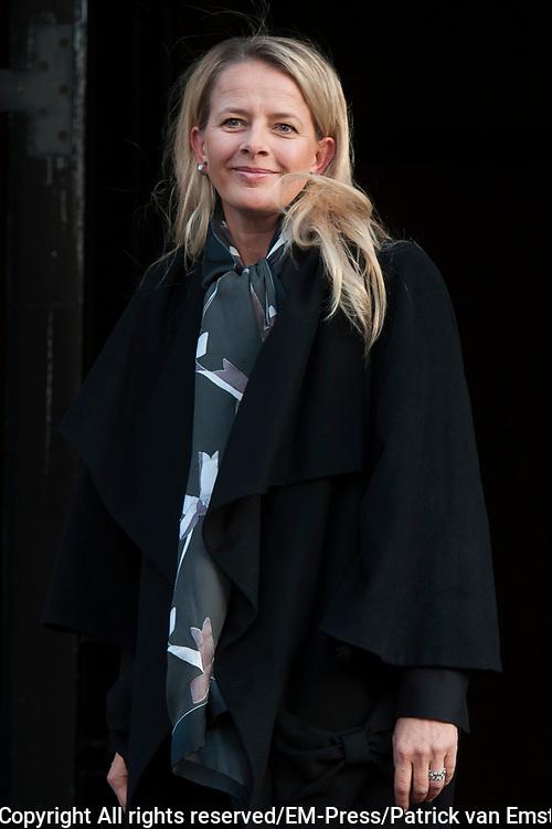 Uitreiking van de Prins Claus Prijs 2014 n het Koninklijk Paleis in Amsterdam.<br /> <br /> Presentation of the Prince Claus Award in 2014 n the Royal Palace in Amsterdam.<br /> <br /> op de foto / On the photo: <br />  Prinses Mabel / Princess Mabel