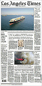 October 14, 2021 - USA: Front-page: Today's Newspapers In United States