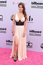 Actress Amanda Cerny at 2017 Billboard Music Awards held at T-Mobile Arena on May 21, 2017 in Las Vegas, NV, USA (Photo by Jason Ogulnik) *** Please Use Credit from Credit Field ***